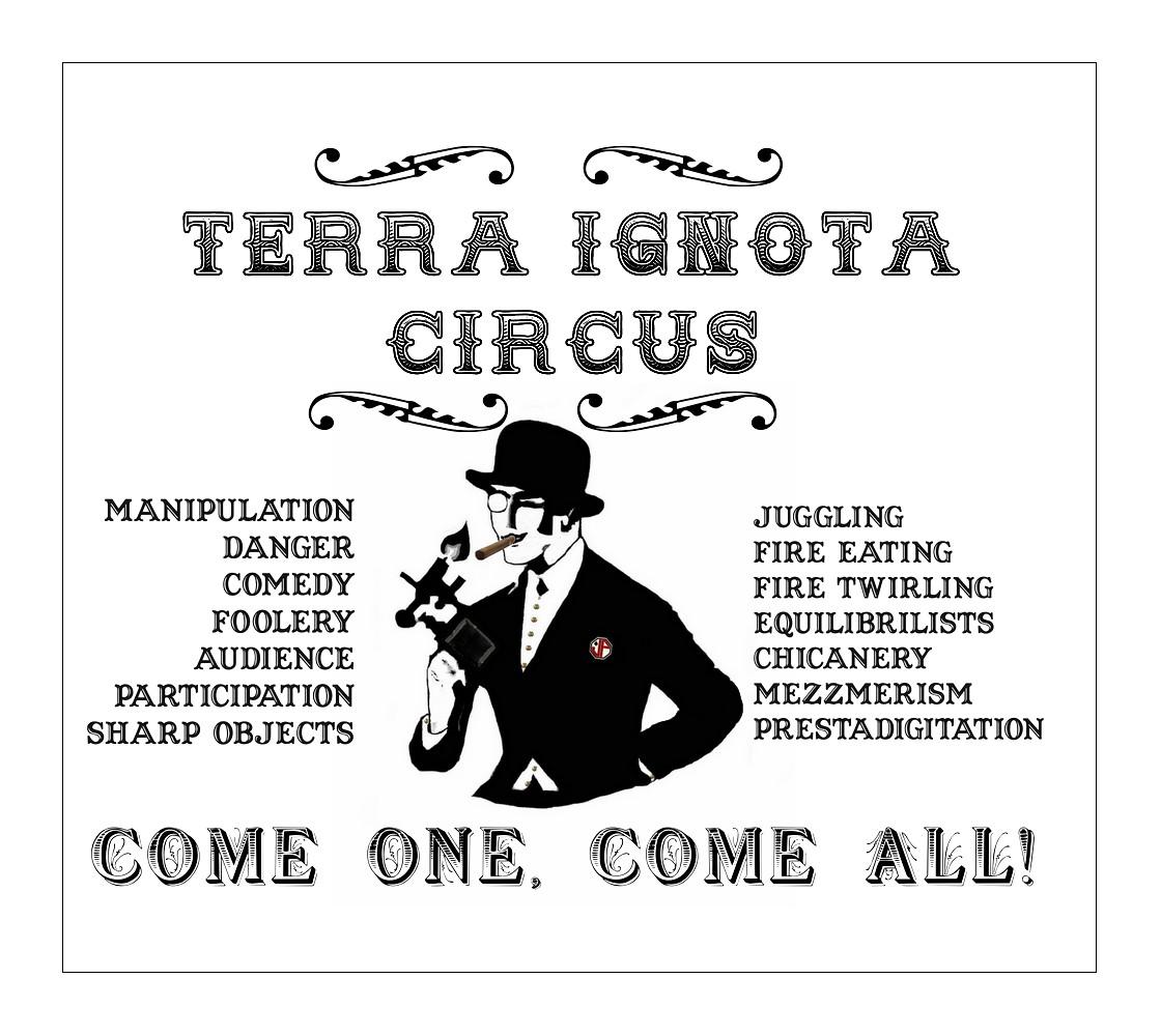 2012 terra ignota circus