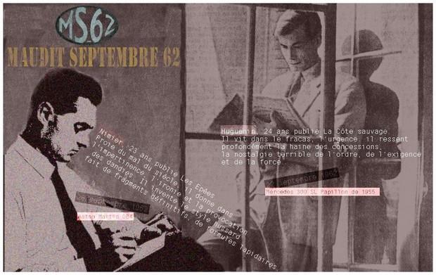 Maudit septembre 62