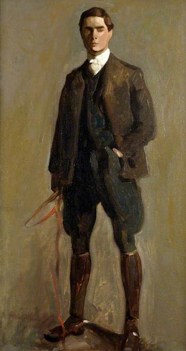 brian-hatton-english-1887-1916-self-portrait-in-hunting-kit-1903-oil-on-board-hereford-museum-and-art-gallery.jpg