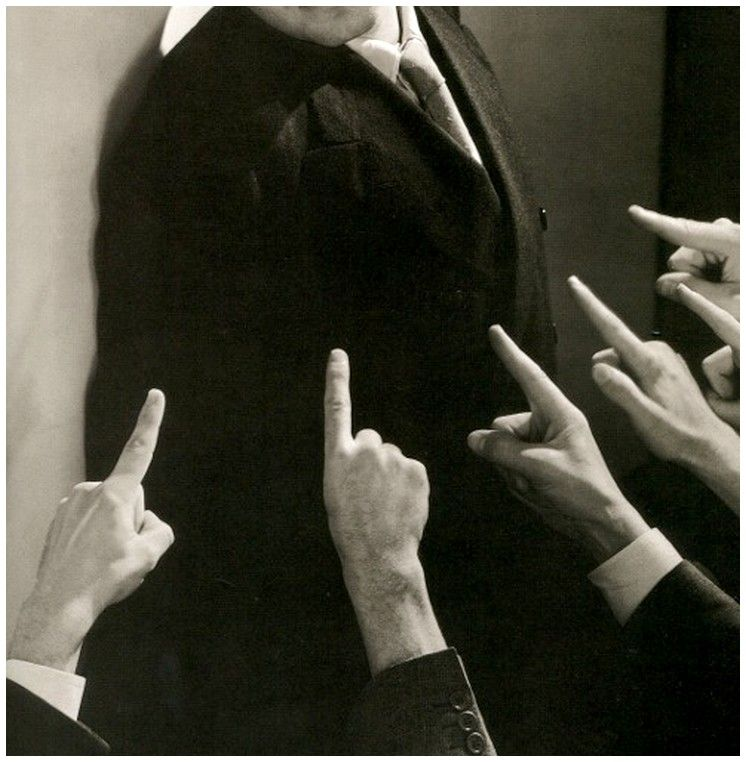 Crime and punishment photographed by lusha nelson 1936