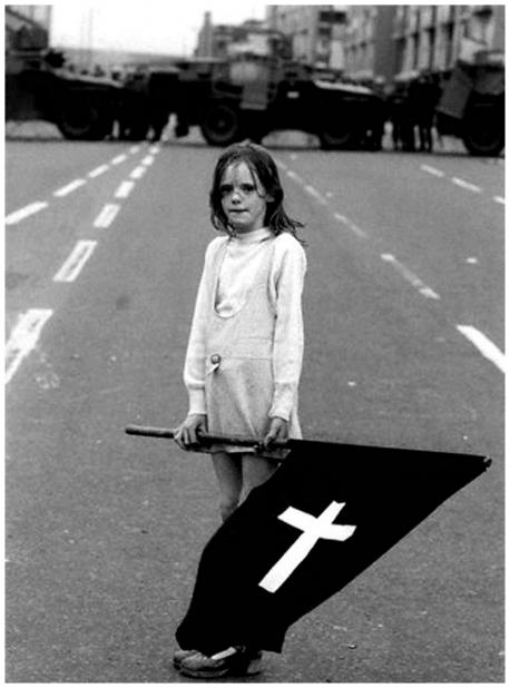 Religion christine spengler northern ireland londonderry funeral 1972