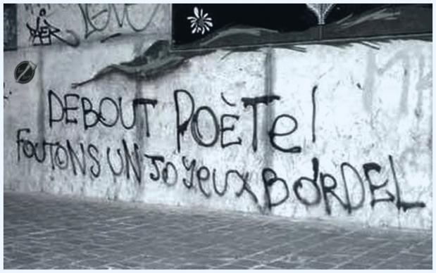 Terra Ignota Tag debout poete foutons un joyeux bordel