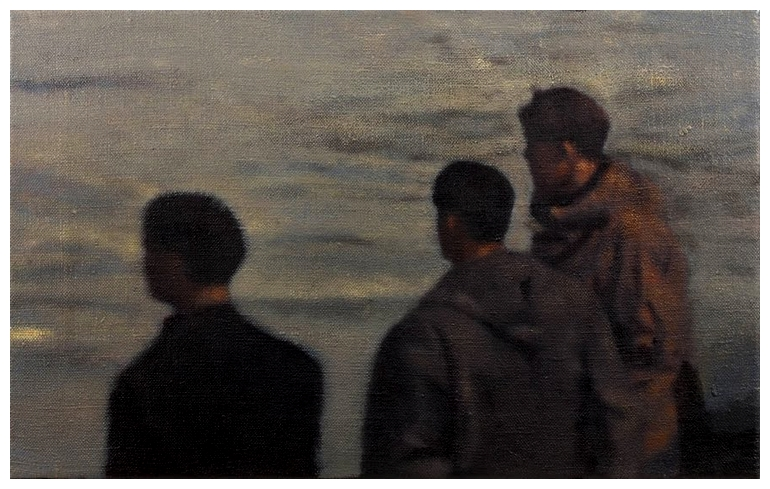 Terra ignota anne magill 1962 british painter never let me go tutt art 40