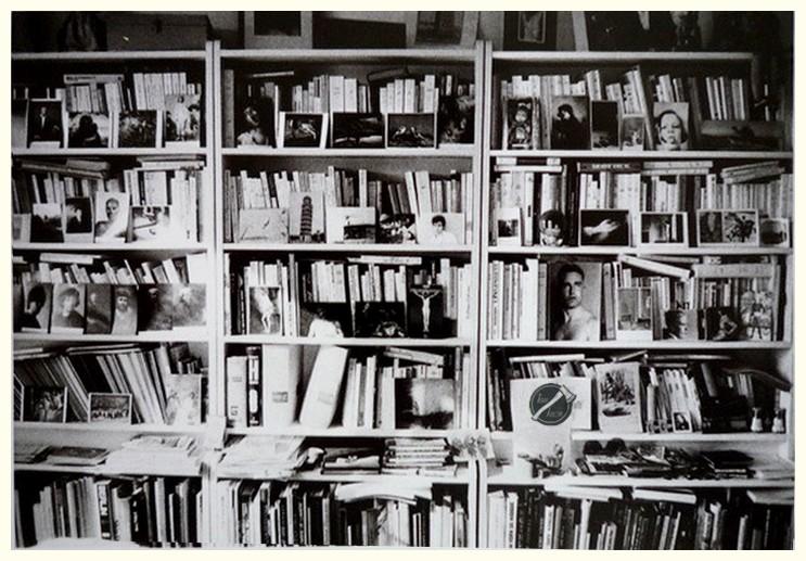 Terra ignota bibliotheque