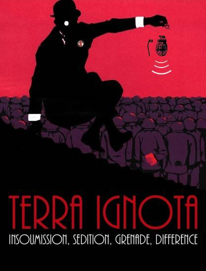 Terra ignota exfiltration by jpb