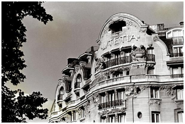 Terra ignota hotel lutetia