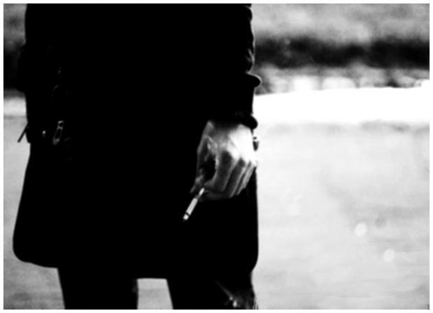 Terra ignota il termina sa cigarette