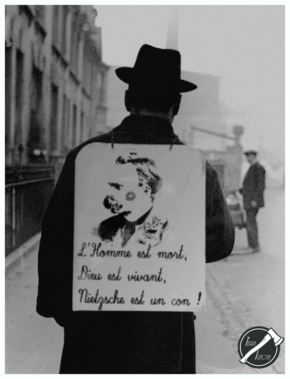 Nietzsche Citation Dieu : Ni dieu ni maître de diderot à nietzsche amazon