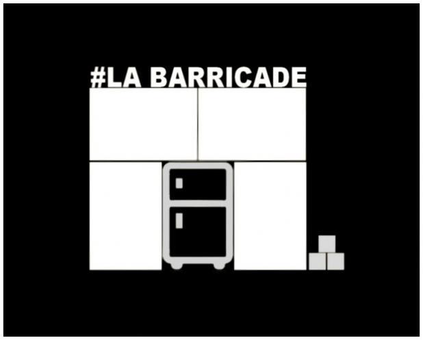 Terra ignota la barricade