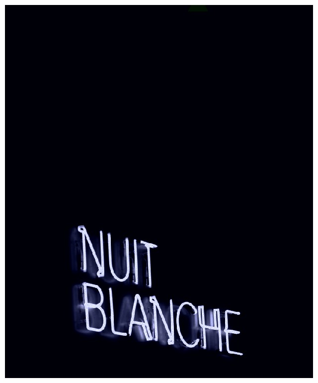 Terra ignota nuit blanche