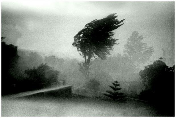 Terra ignota orage d ete