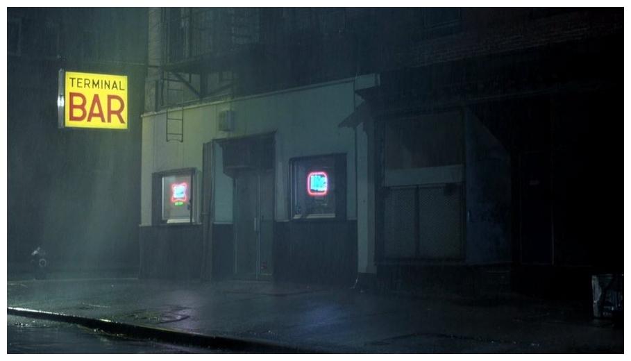 Terra ignota solitude de la ville