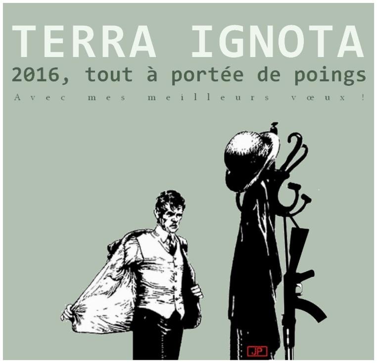 Terra ignota voeux 2016